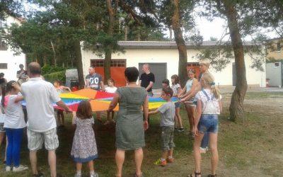 Piknik integracyjny dla rodzin zastępczych