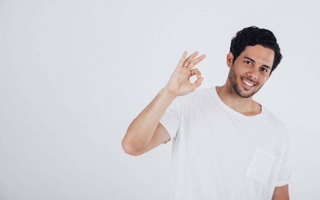 Język migowy w Naszym Centrum
