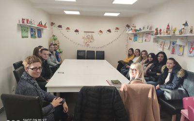 Wizyta studentów UJD w Naszym Centrum